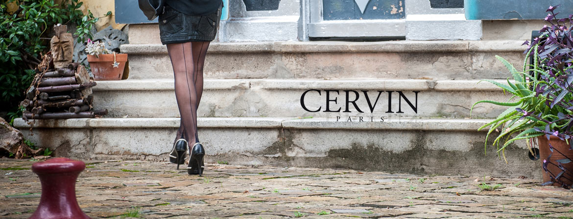 Cervin Paris Seam Tights